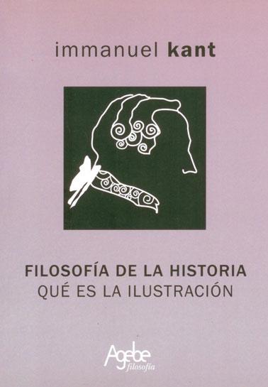 Filosofía de la historia, ¿Qué es la ilustración?