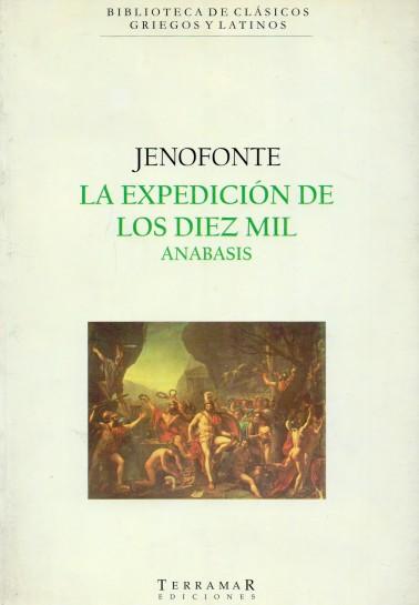 La expedición de los diez mil. Anabasis