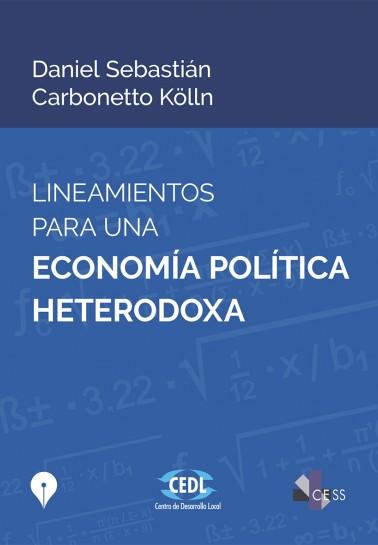 Lineamientos para una economía política heterodoxa